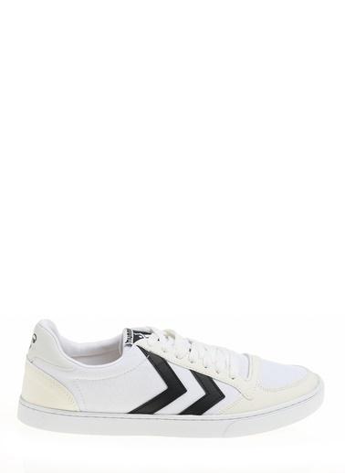 Hummel Unisex Agoptos Sneakers 208689-9001 Beyaz